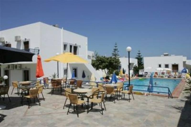 Appartementen Irene Village - Chersonissos - Heraklion Kreta